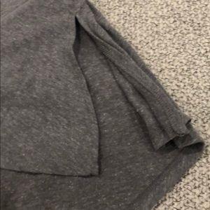 LuLaRoe Tops - Lularoe Heathered Gray Perfect T
